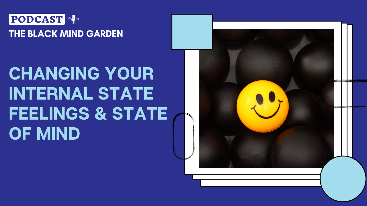 Changing Your Internal State Feelings & State of Mind