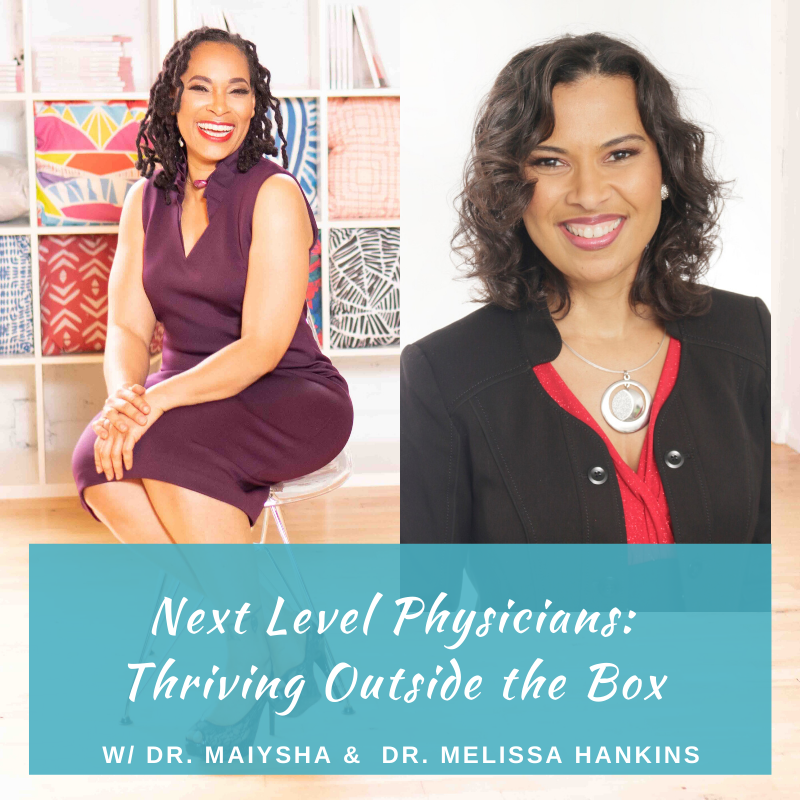 Podcast: Failure as Evidence as Your Growth w/Dr. Melissa Hankins