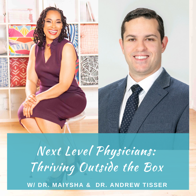 Podcast: It's Never to Early or to Late to Change Your Mind (and Your Career) w/Dr. Andrew Tisser