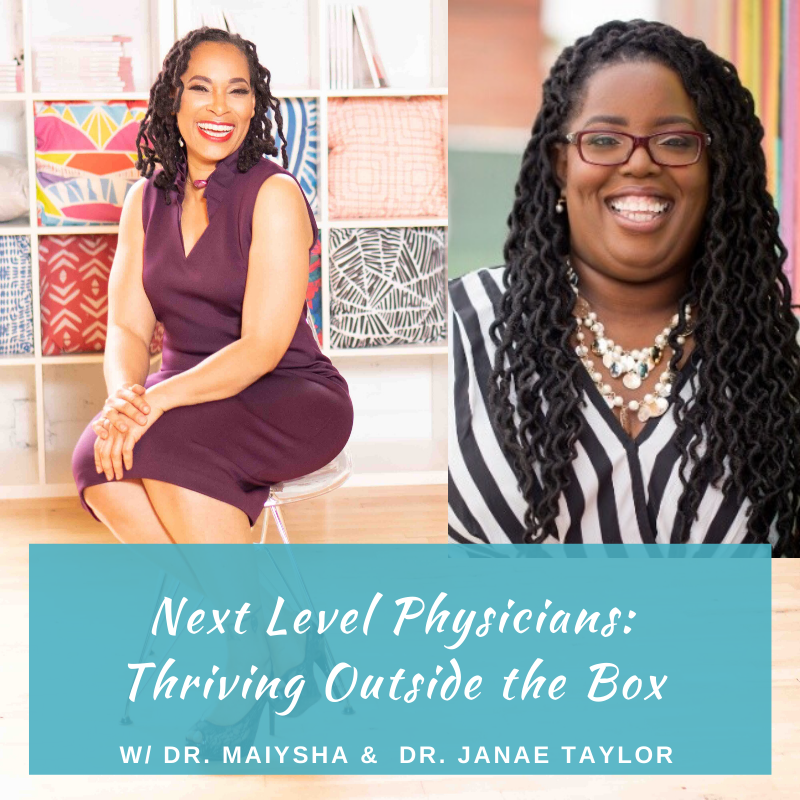 Podcast: The Healthy Hustle: Minding Our Mental Health as Entrepreneur's w/ Dr. JaNae Taylor