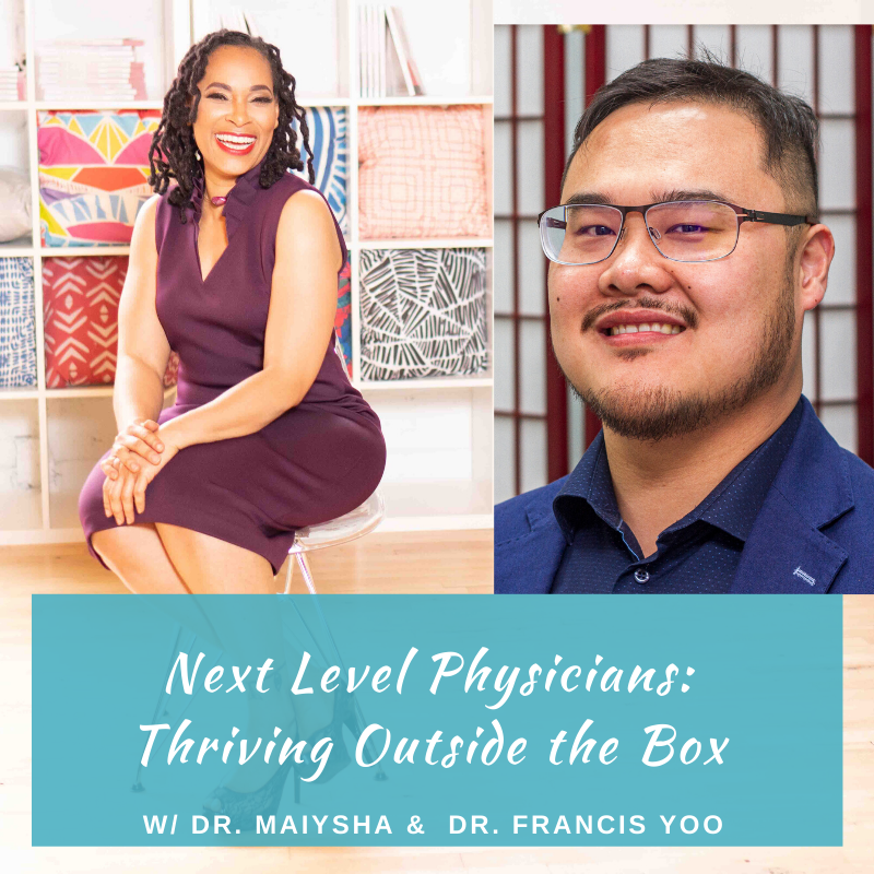 Episode 42 - Living a Chosen Life Rather Than an Expected Life w/Dr. Francis Yoo