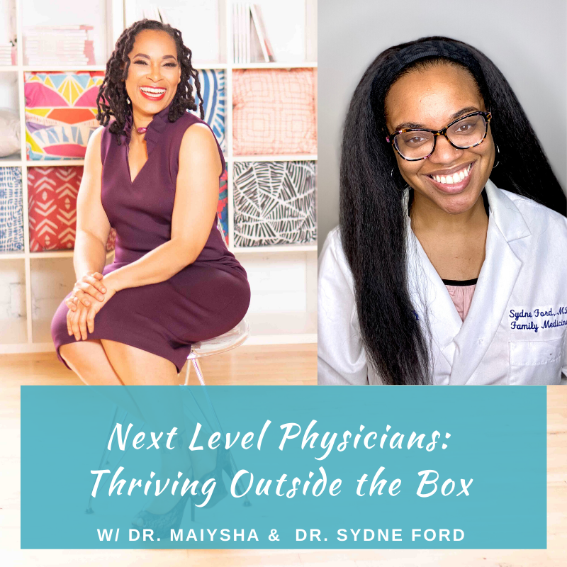 Podcast Episode 43: Coming Full Circle Back to the Healing Arts of Mind Body Medicine w/Dr. Sydne Ford